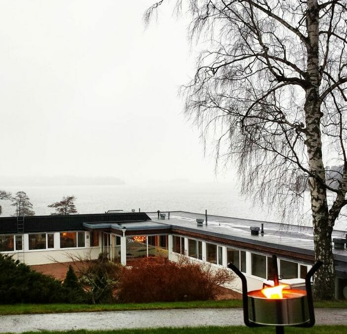 Swedish spa rituals at Skepparholmen Spa in Nacka