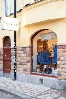 Smiley Vintage shop