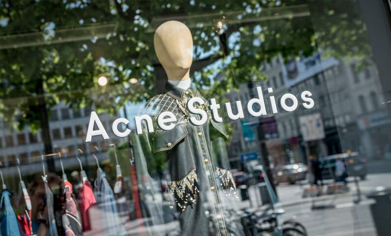 Acne Studios, Norrmalmstorg in Stockholm