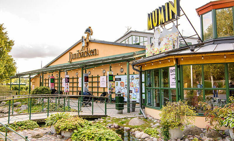 Junibacken Museum in Stockholm