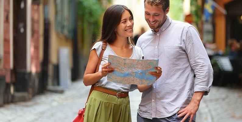 Tourist Stockholm