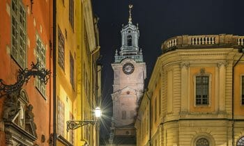 Best Haunted Places in Stockholm