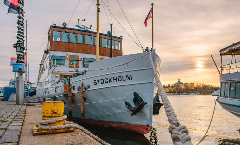 S/S Stockholm brunch