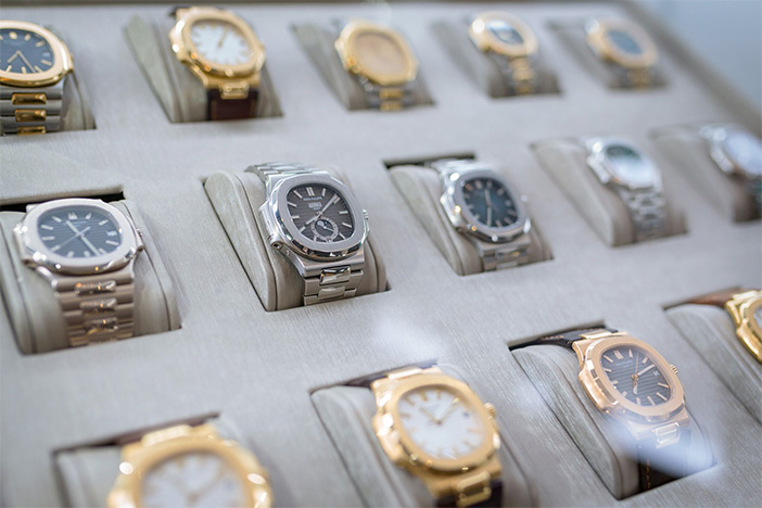 Luxury Watches Stockholm timepieces