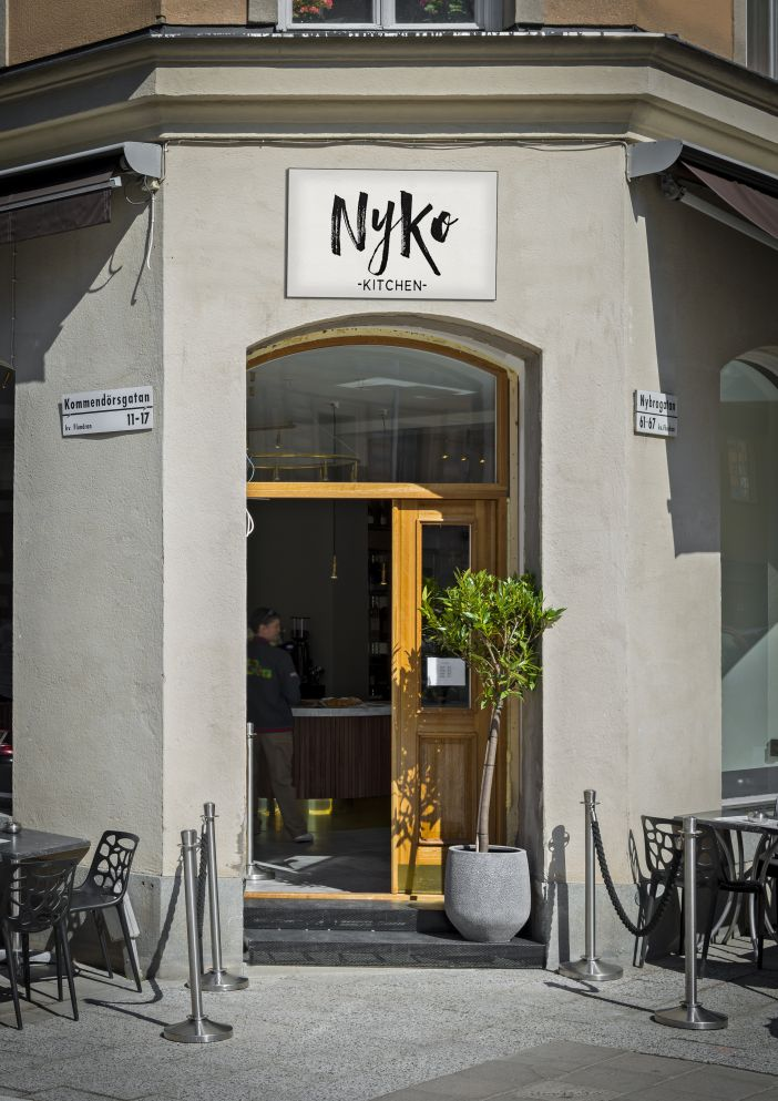 Nyko Kitchen—View Stockholm