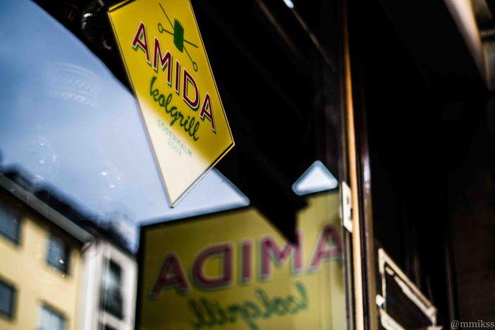 AMIDA – brasería turca en Södermalm