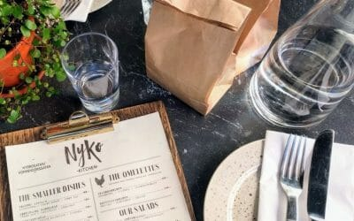 Nyko Kitchen: the newest neighborhood spot in Östermalm