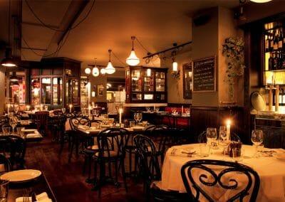 Bistroteket Stockholm restaurant