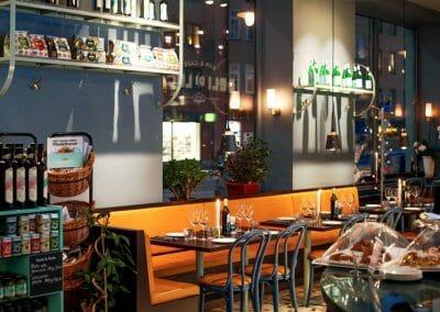 Deli Di Luca restaurant