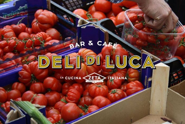 Fresh Italian Flavours at Deli Di Luca