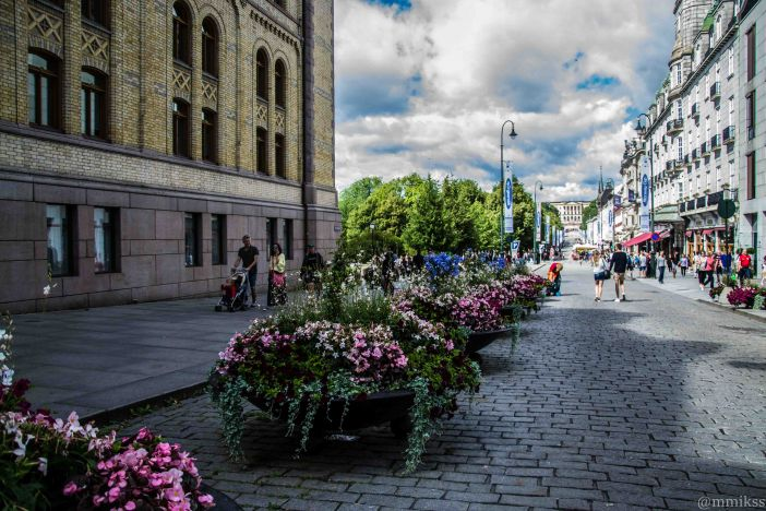 Calle de St Pedersgate, Oslo