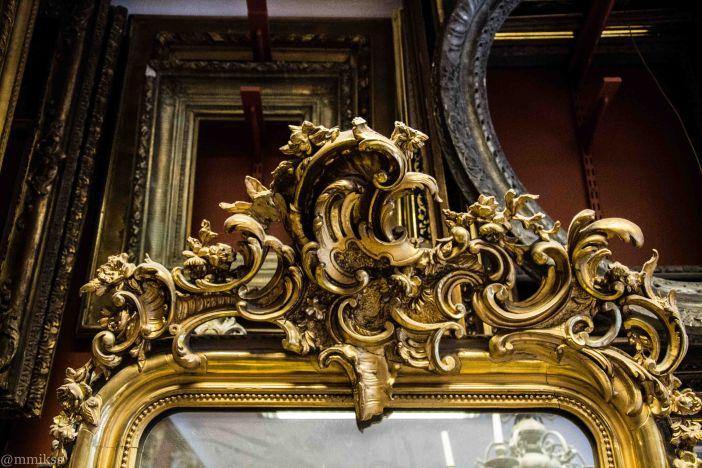 Restauración de antiguedades, artesanía y carpintería.