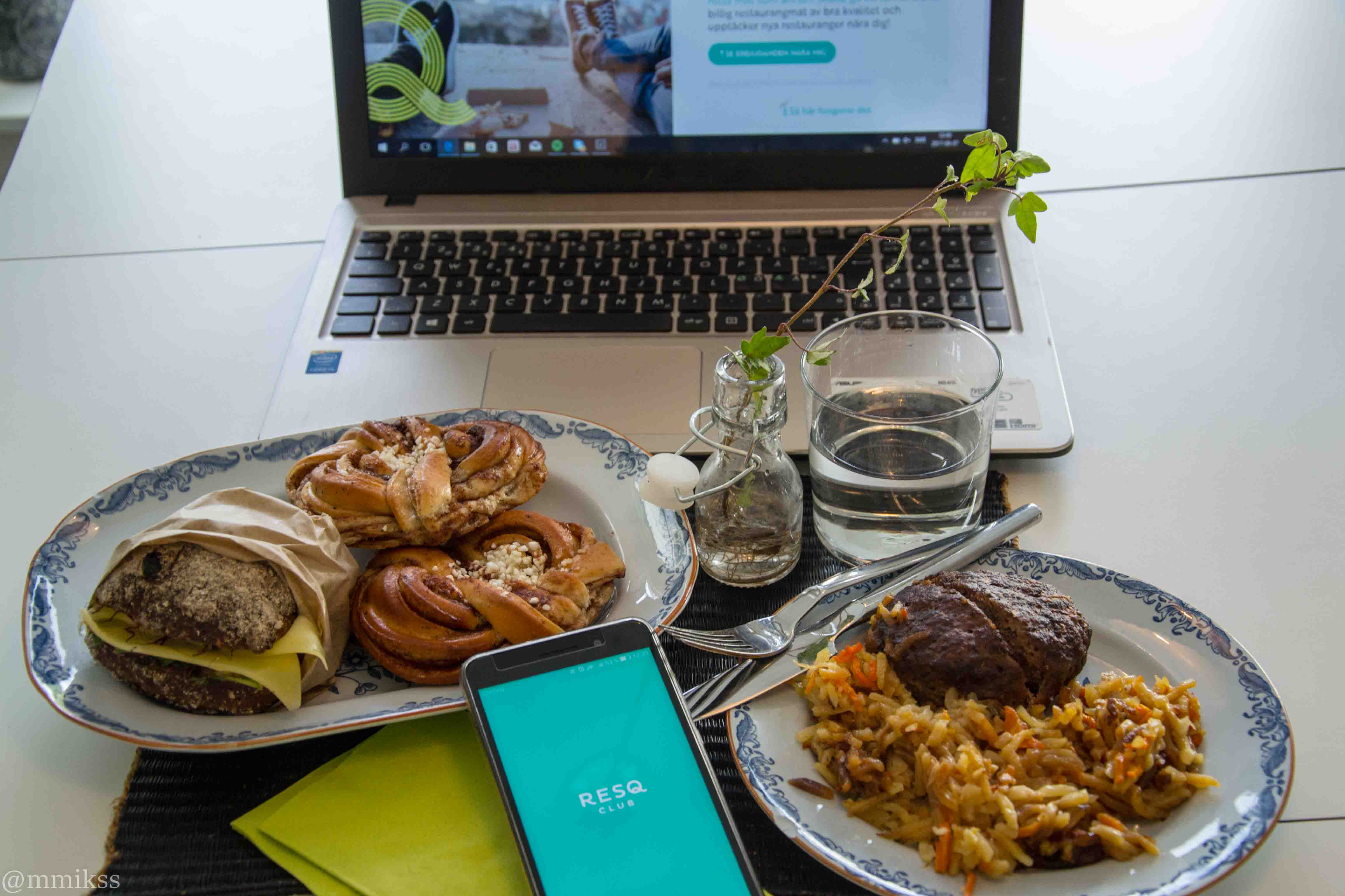 ResQ club – Rescata tu comida!