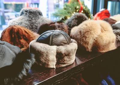 Kiwi Furs Drottninggatans Päls 1
