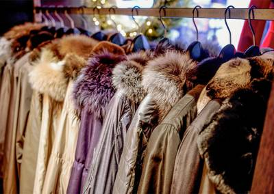 Kiwi Furs Drottninggatans Päls 2