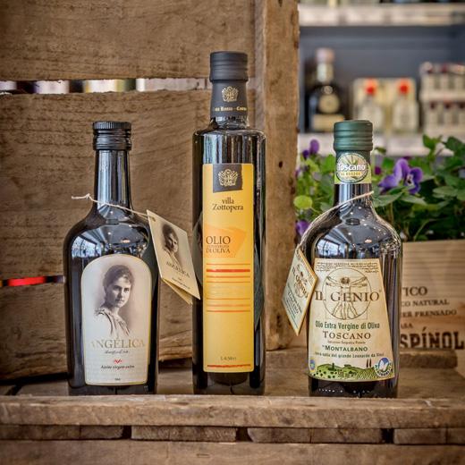 Olja & Oliv olive oils