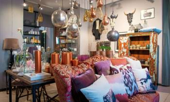 Rusty Rose – a lovely mix of bohemian chic and modern design