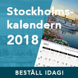 Stockholmskalender Ad