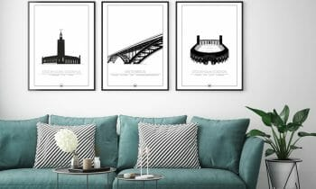 Sverigemotiv.se – get your beautiful posters of Stockholm online