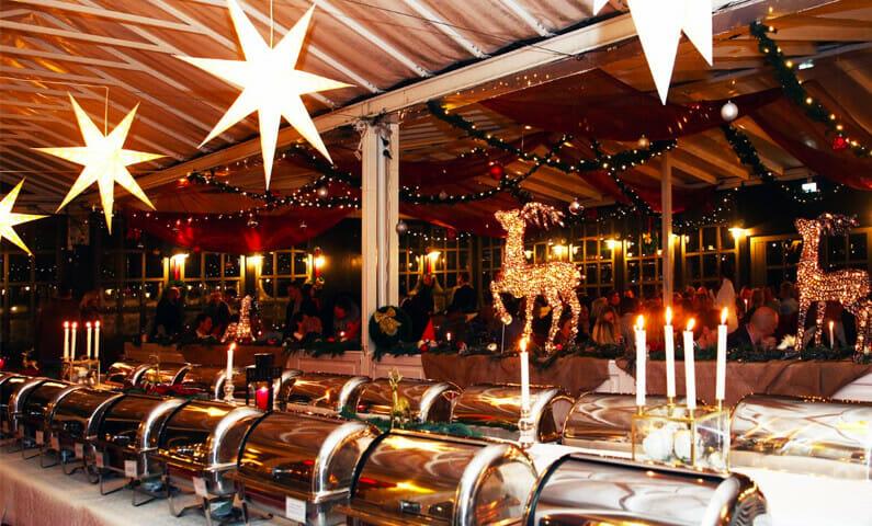 Josefina Christmas buffet