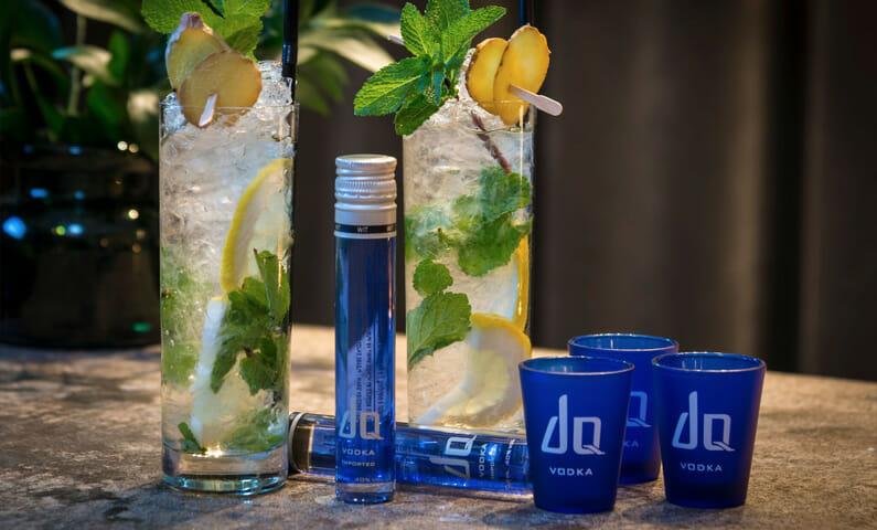 DQ Vodka drinks
