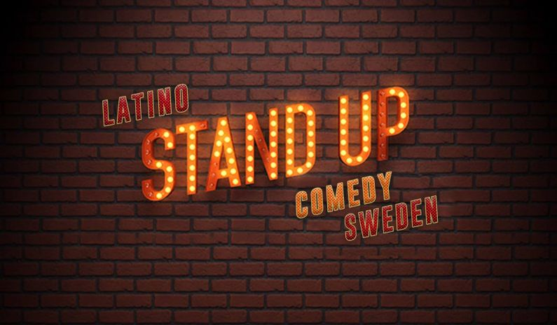 Latino Stand Up Comedy Sweden