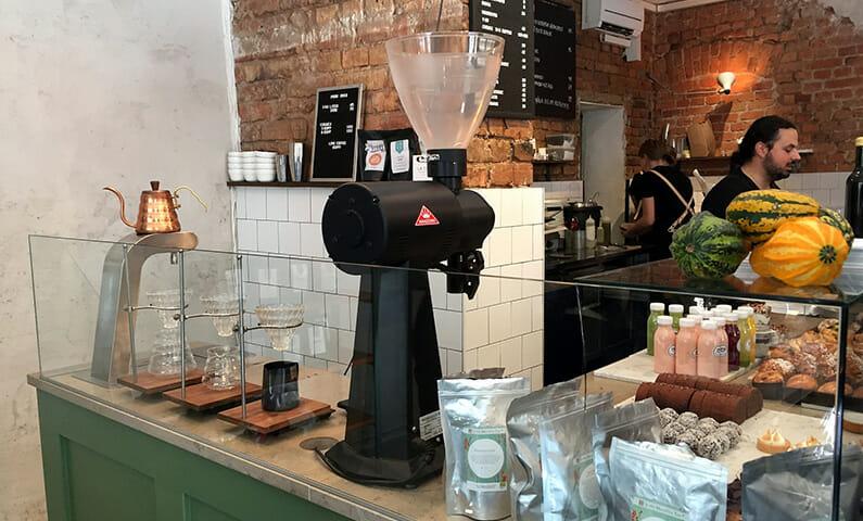 Café Pascal Stockholm