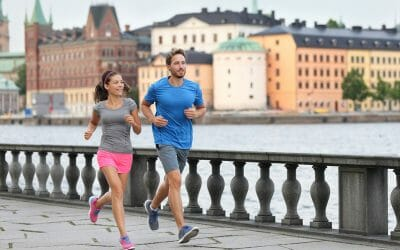 Running races Stockholm 2018