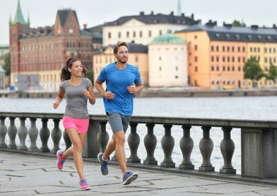 The guide to running races in Stockholm 2020