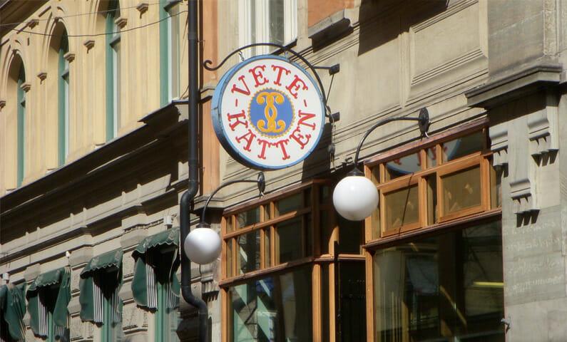 Vete-katten Stockholm