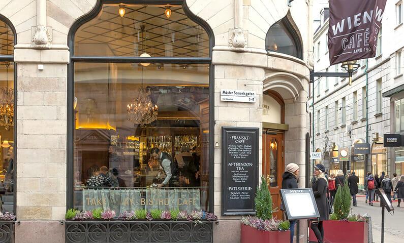 Wienercaféet Stockholm