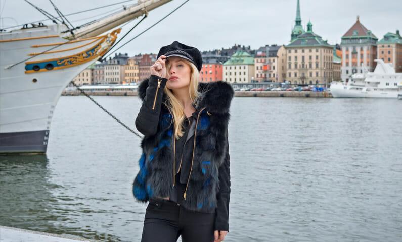 Amoress Stockholm pälsar