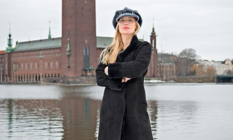 Amoress Stockholm leather