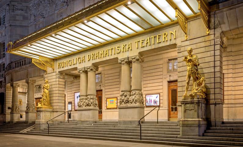 Dramaten Stockholm