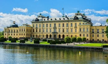 The Royal Palace of Drottningholm