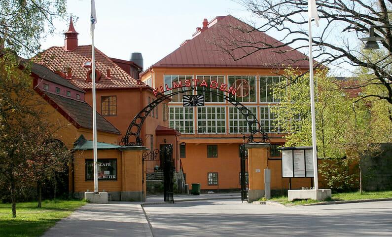 Filmstaden i Solna