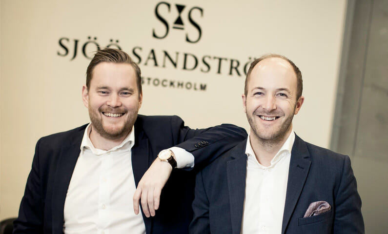 Sjöö Sandström Stockholm