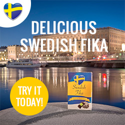 Swedish Fika Ad