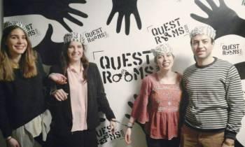 Questrooms – juegos de escape.