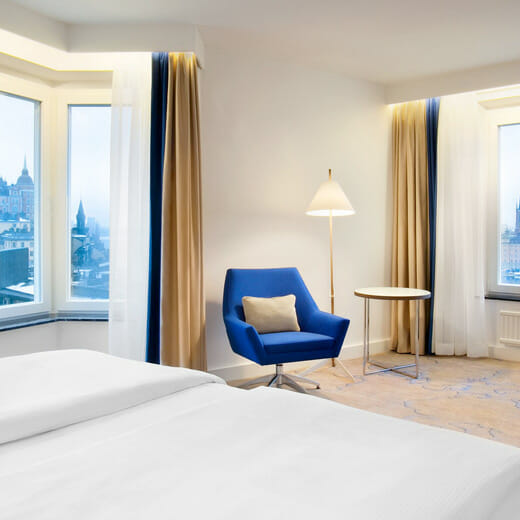 Hilton Hotel Stockholm Slussen
