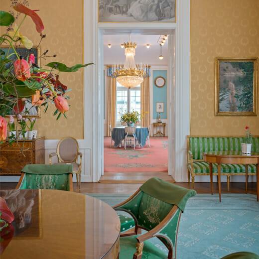 Prins Eugens Waldemarsudde - konstmuseum i Stockholm