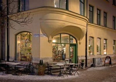 Systrarna Andersson kafé Stockholm 11