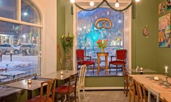 Systrarna Andersson – ett inspirerande kafé för frukost, lunch och fika