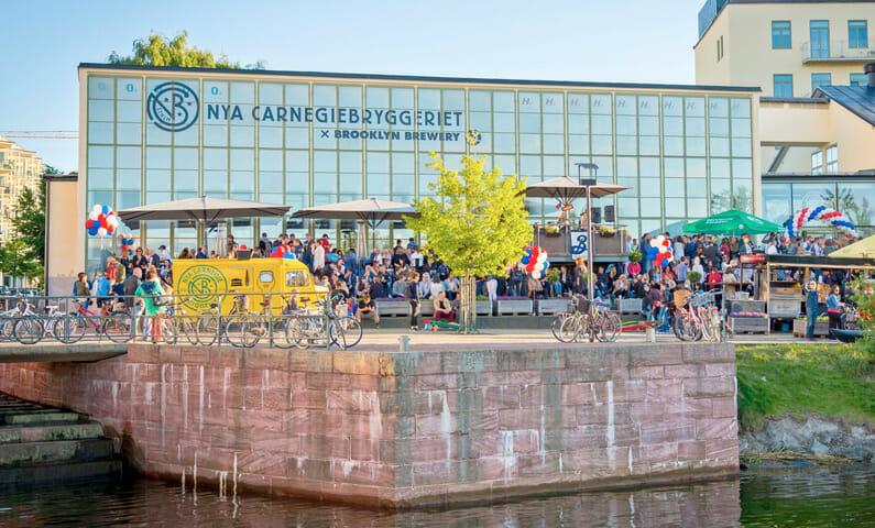 Nya Carnegiebryggeriet Stockholm