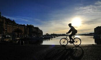 Stockholm on City Bikes