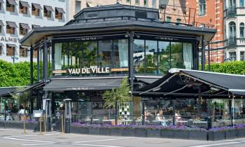 Vau de Ville – a culinary experience and festive environment in the heart of Stockholm