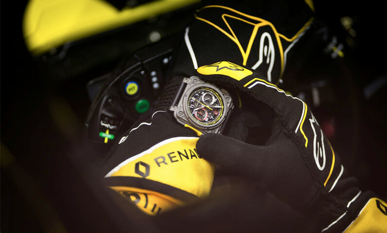 Bell & Ross - Renault Sport Formula One