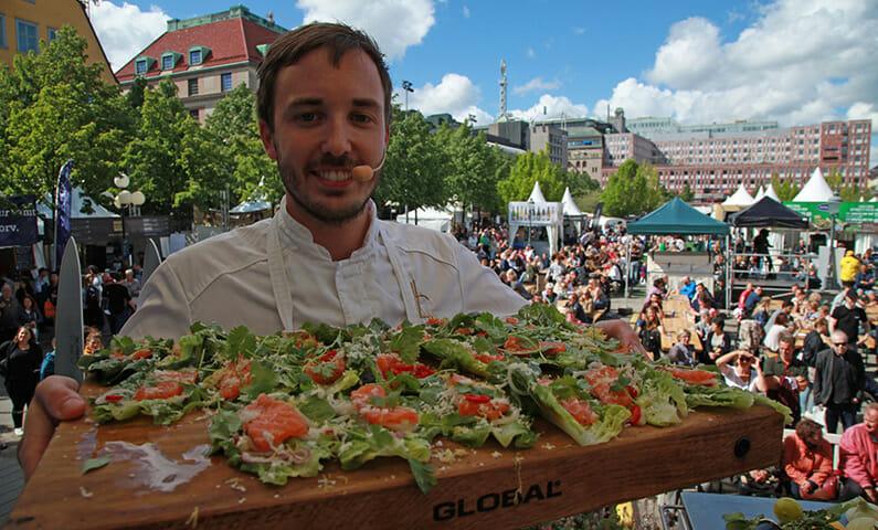 Smaka på Stockholm 2018
