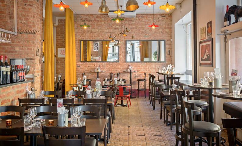 Sthlm Tapas Vasastan, restaurant in Stockholm