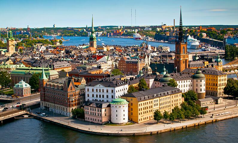 Stockholm tourist information